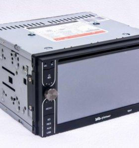 Магнитола Pioneer 6847 2Din с CD