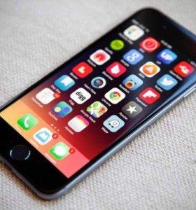 iPhone 6-64Gb продажа/обмен