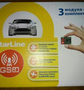 Модуль Старлайн GSM5-мастер