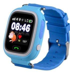 Детские смарт часы с Gps (Smart baby watch)
