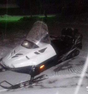 Снегоход Тайга СТ-500Д