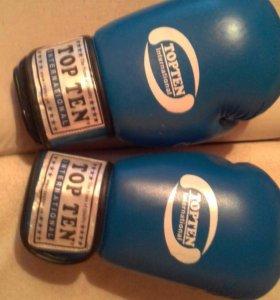 Перчатки боксёрские с допуском на соревнования опт