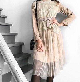 Платье( комплект) новое