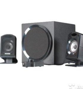Microlab M-820 компактная 2.1 акустическая система