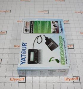Адаптер Yatour YT-M06 мр-3, USB, SD AUX