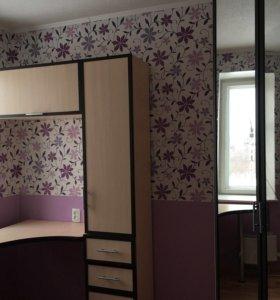 Квартира, 2 комнаты, 41.5 м²