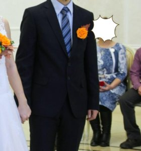Мужской костюм двойка, на свадьбу