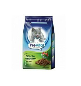 PreVital корм для кастрир-ых и стерилиз-ых кошек