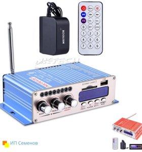 HY502S Усилитель Hi-Fi с Blouetoth, MP3, SD, USB
