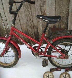 Велосипед детский навигатор