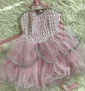 Нарядное платье принцесски