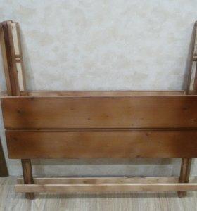 Стол трансформер раскладной