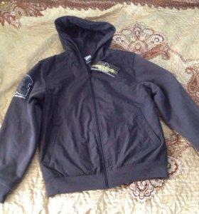 Куртка, темно серая.Артикул 5052.