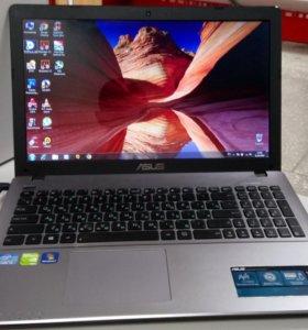 Asus X550C 6GB/4ЯДРА/2ГБ 720M/500GB