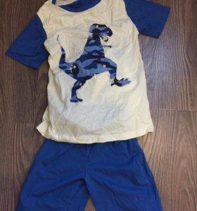 Новые пижамы р 128-134