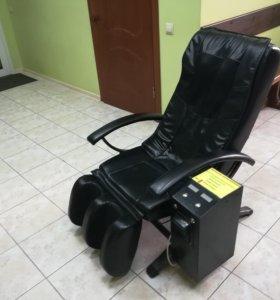 Массажное кресло.