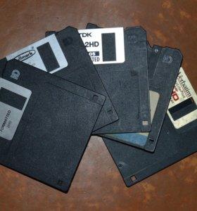 3,5' дискеты