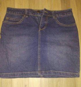 Юбка джинсовая LaRedoute