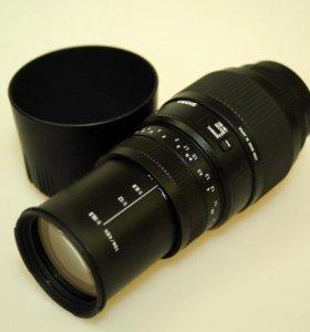Sigma AF 70-300mm F4-5.6 D MACRO NIKON AF
