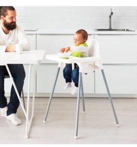 Детский стульчик для кормления (новый)