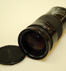 Sigma 28-200mm F/4-5.6 nikon AF для Nikon