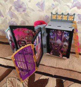 Дом книга для кукол