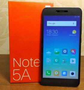 Xiaomi Redmi Note 5A - Новый