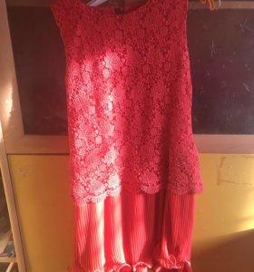 Платье на девочку,новое