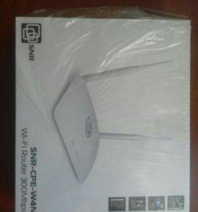 Wi-fi Router роутер 300 mbps. НОВЫЙ