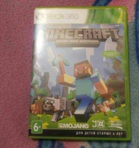 Xbox 360 майнкрафт