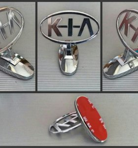 KIA эмблема логотип шильдик (обмен)