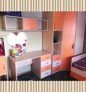 Шкаф,стол,кровать,детская мебель СРОЧНО