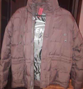 куртка мужская 48-50р