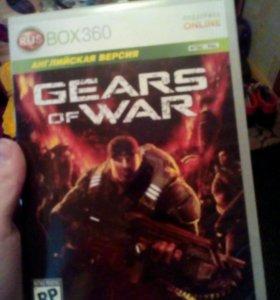 GEARS OF WAR игра на xbox 360