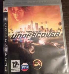 Nfs:undercover ps3