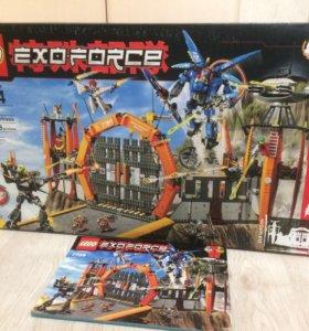Лего Exo-Force Sentai fortress 7709