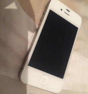 iPhone 4s торг обмен