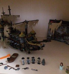 Набор Лего Пираты Карибского моря