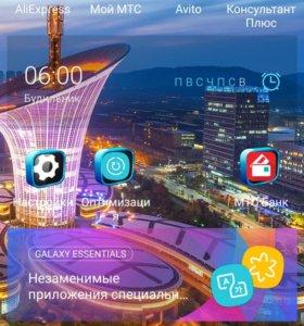 Смартфон Самсунг Галакси А5 2016