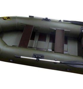 Лодка надувная под мотор из пвх