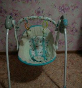 Электронные качели Baby Care