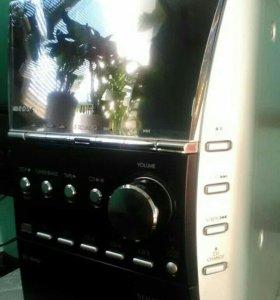 СD-стереосистема SC-PM31