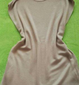 Модное платье свитерного кроя. Gloria Jeans