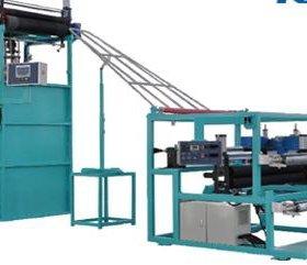 Оборудование для производства гео-сетки