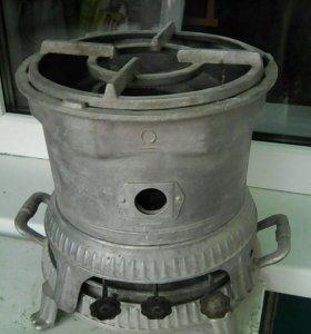 Керосинка кз-01 трехфитиль СССР .