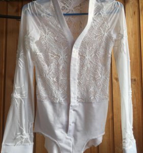 Рубашка для бальных танцев. Латина. Ю-1.