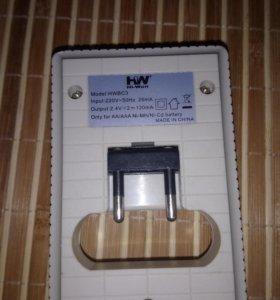 Зарядка для аккумуляторных батарей