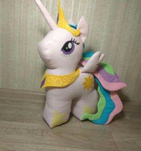 Подушка -игрушка Силестия!
