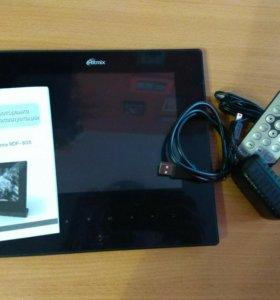 Цифровая фоторамка Ritmix RDF-805