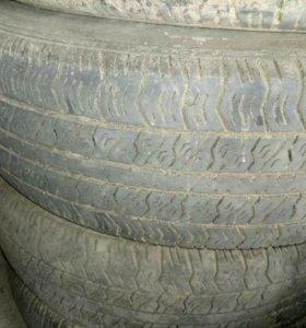 Всесезонная резина с дисками